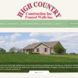 High Country Construction