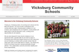 Vicksburg Schools