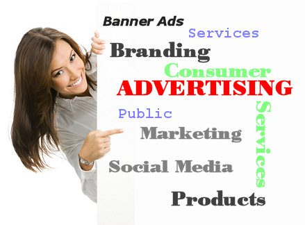 advertise on our websites